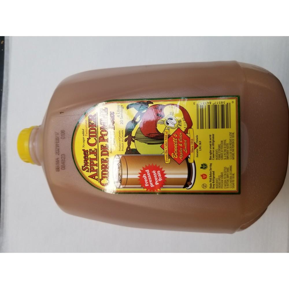 Apple Cider - 4L