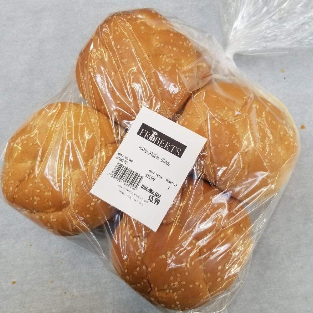 Buns - Hamburger
