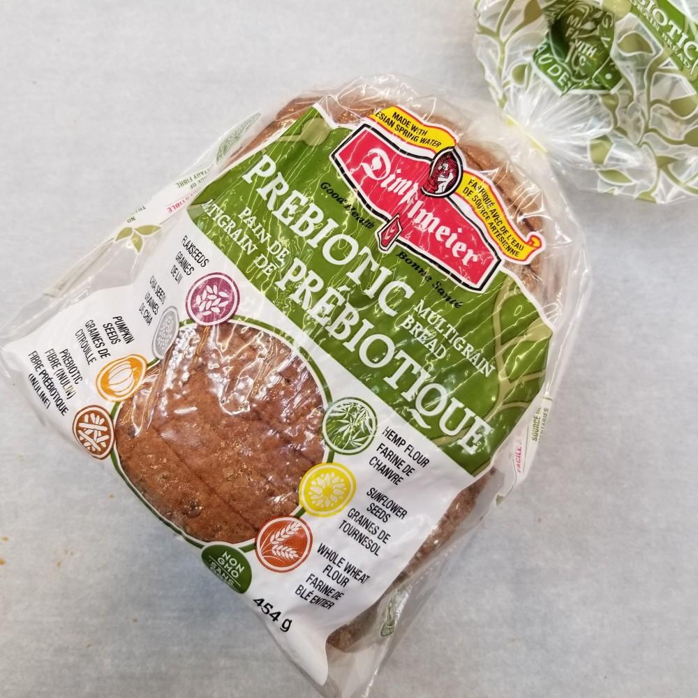 Bread - Prebiotic Dimpflmeier