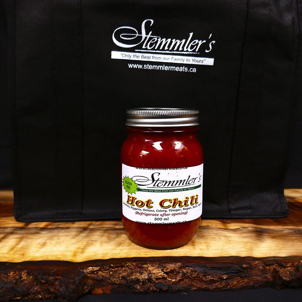 Chili Sauce - Hot (500 ml)