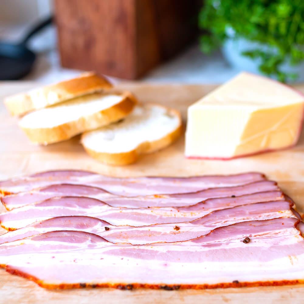 Bacon - Montreal Smoked (1 lb)