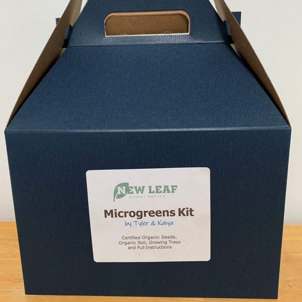 Microgreen Kit
